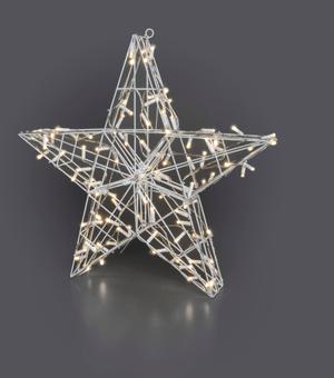 LED étoile petite, 65 cm
