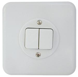 Interrupteur à encastrer SCH1