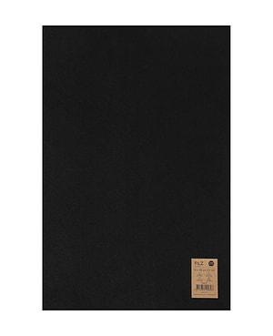 Feltro tessile, nero, 30x45cm x 3mm