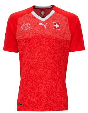 Suisse Replica Home Jersey