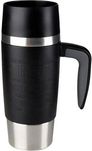 Travel Mug Handle 0.36 l, Schwarz