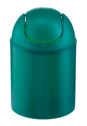Schwingdeckeleimer Emerald klein