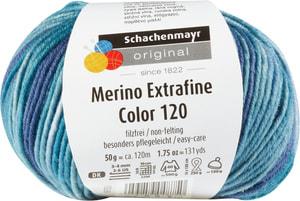 Wolle Merino multicolor