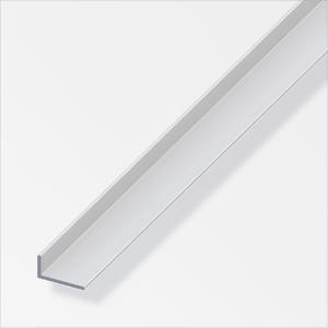 Winkel-Profil ungleichschenklig 2 x 35 x 20 mm silberfarben 2 m