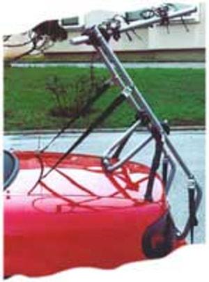 FABBRI BICI Torbole Heck-Fahrradträger