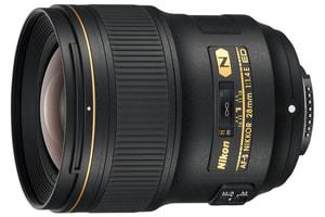 Nikkor AF-S 28mm 1:1.4E ED Objektiv, 3 Jahre Swiss-Garantie