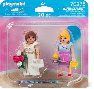 PLAYMOBIL 70275 Sposa e sarta