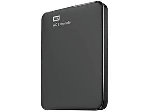 """Elements Portable 2TB USB3.0  2.5"""""""