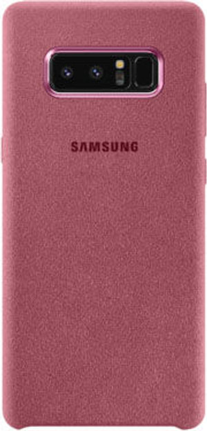 Alcantara Cover Note 8 rosé vif