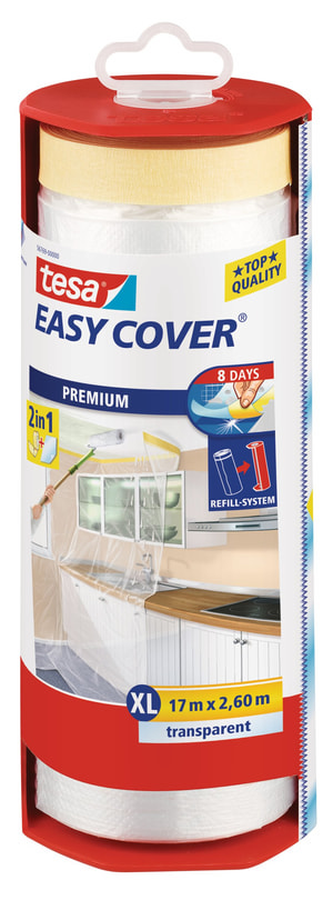 EASY COVER DISPENSER 17MX2600MM