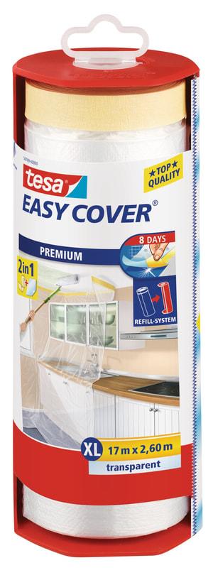 Easy Cover® PREMIUM Film XL, dérouleur rempli 17m:2600mm