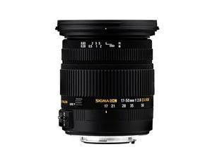 17-50mm/2,8 EX DC OS HSM CA