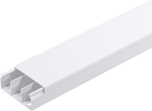 Caniveau de câble, 60 x 25 mm