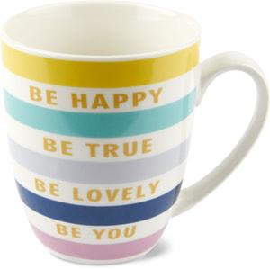 Tasse Be Happy, 390ml