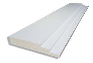 Panneaux de construction de meubles blanc 18 mm
