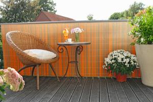 Balkonverkleidung Rügen 300 x 90 cm