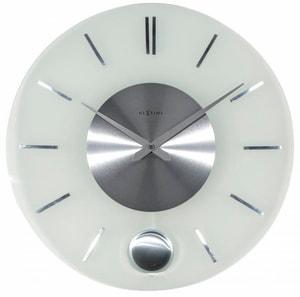 Orologio da parete Stripe Pendulum Round 40
