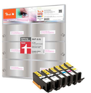 Combi PackPLUS n zu PGI-550/CLI-551