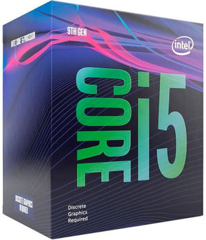 Core i5-9500F 3.0 GHz