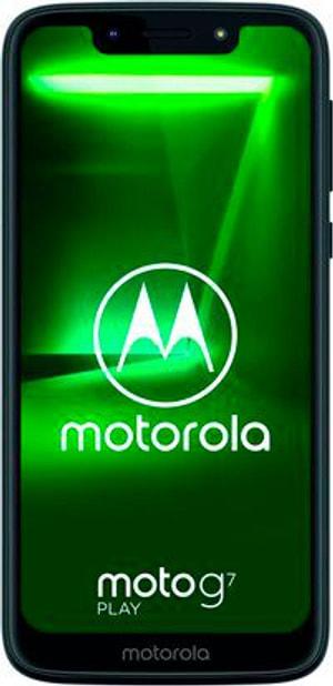 Moto G7 Play Deep Indigo