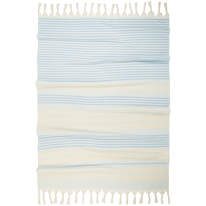 BW SHELL BEACH TOWEL