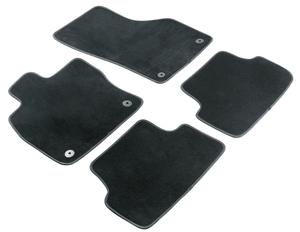 Autoteppich Premium Set SKODA