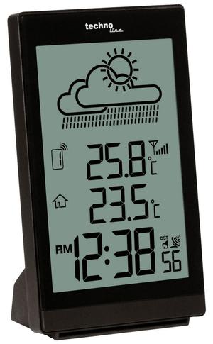 Wetterstation WS 9251 Inklusi