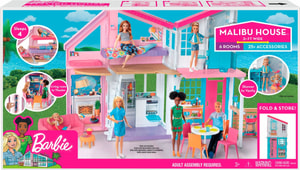 Barbie Malibu Haus