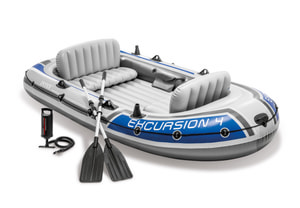 Excursion 4 Boat Set
