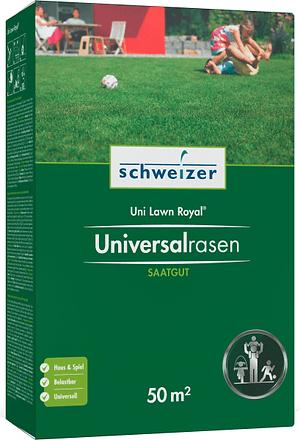 Universalrasen - Uni Lawn Royal, 50 m²
