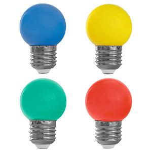 GardenLine LED Lampen 10er Set