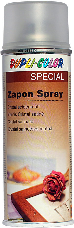 DUPLI-COLOR Special Zapon Spray Cristal seidenmatt 200ml