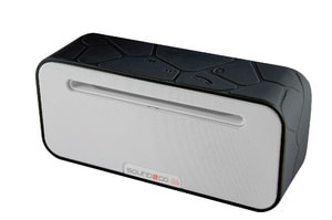 Studio Bluetooth Lautsprecher schwarz