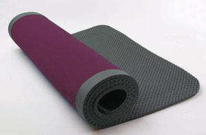 Ultimative Pilates Mat 8mm
