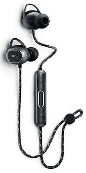 AKG N200 Wireless BT - Black