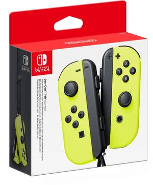 Switch Joy-Con 2er-Set neon-gelb