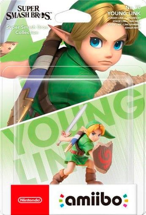 amiibo Super Smash Bros. Character - Young Link