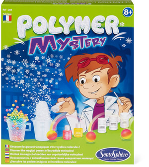 Polymer Mystery