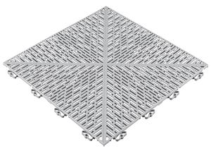 Unique Quadrotti in materia sintetica 38 x 38 cm