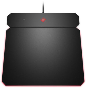 Omen Qi-Charging Outpost Tappetino per mouse