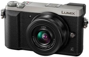 Lumix GX80 12-32mm argent