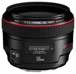 EF 50mm f / 1.2L USM