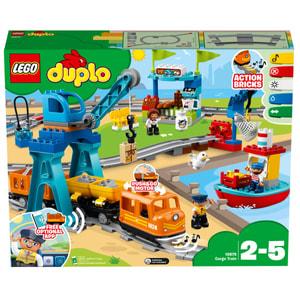 Lego Duplo Le train de marchandises 10875