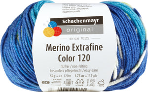 Laine Merino multicolor