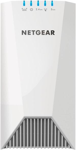 EX7500-100SWS Nighthawk X4S AC2200 Tri-Band WiFi Range Extender im Steckdosenformat