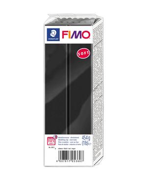 FIMO soft grande, nera