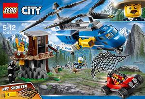 Lego City Festnahme in den Bergen 60173