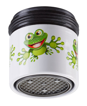 "FANTASY Aérateur ""Frog"""