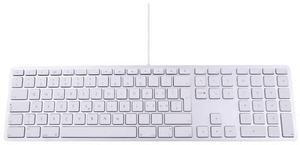 USB Keyboard with NumKeypad
