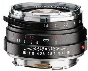 Nokton 35mm / 1.4 S.C. VM II